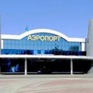 Аэропорты Горшечного