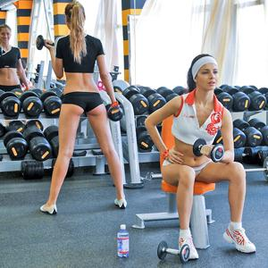Фитнес-клубы Горшечного