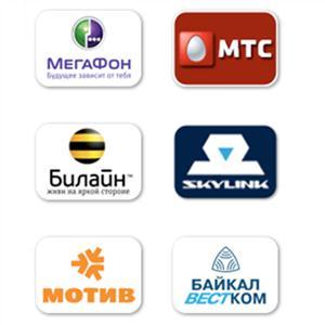 Операторы сотовой связи Горшечного