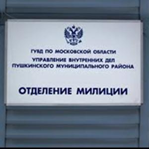 Отделения полиции Горшечного