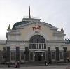 Железнодорожные вокзалы в Горшечном