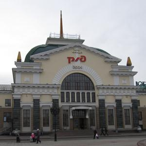 Железнодорожные вокзалы Горшечного